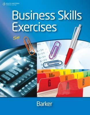 Business Skills Exercises By Barker, Loretta